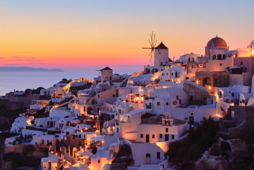 Санторини- красотата на Цикладите